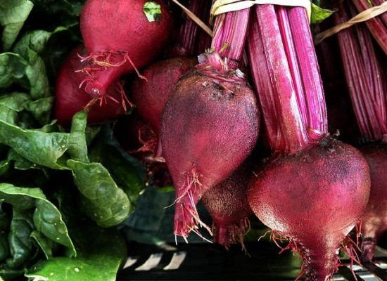 Beets, Chards