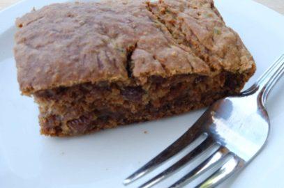 Zucchini Bread – Gluten Free & Vegan