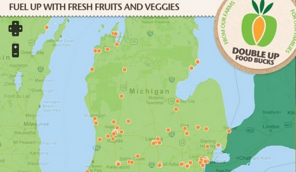 Michigan Doubles Food Stamps at Farmer's Markets
